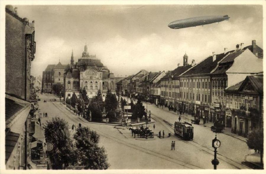 Historické fotografie mesta - 1.časť, foto 9