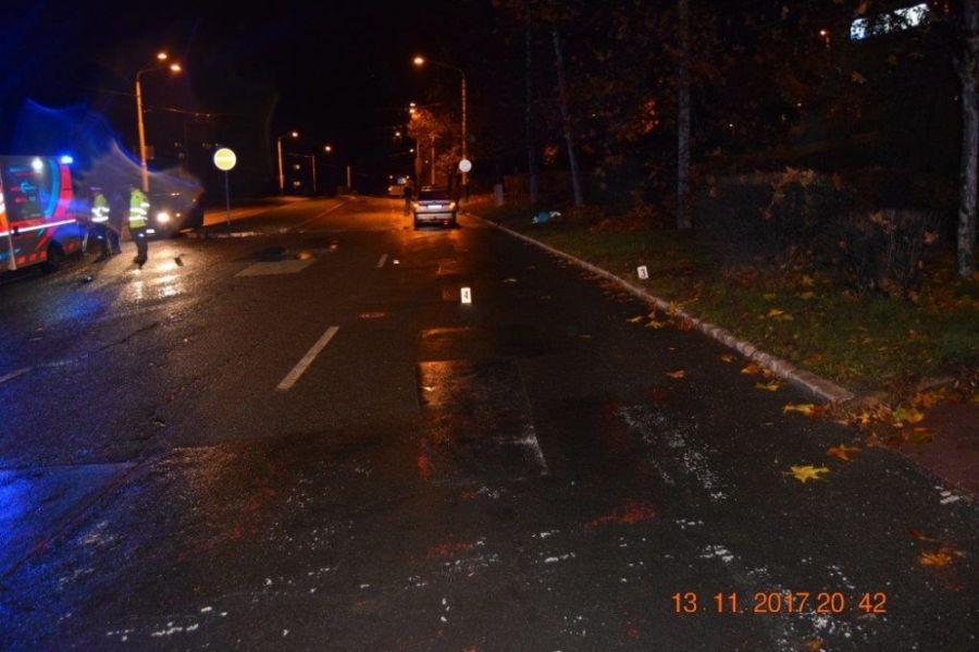 V uplynulých dňoch sa stali 3 dopravné nehody, foto 1
