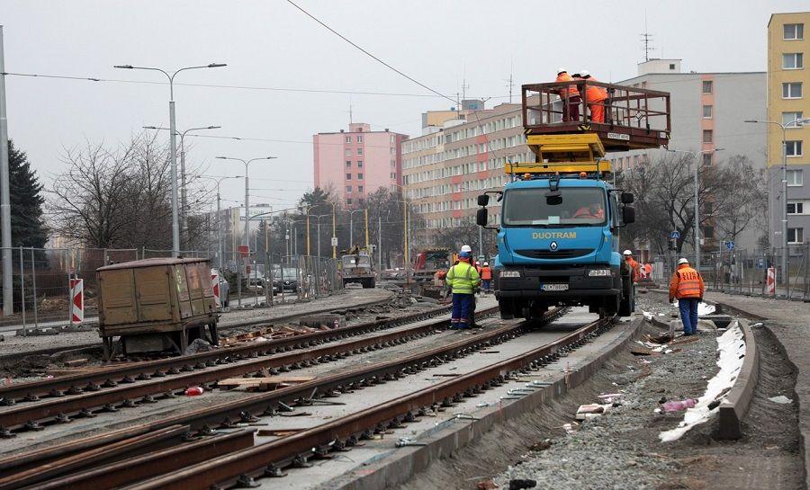 Práce na stavbe MET pokračujú podľa harmonogramu, foto 4
