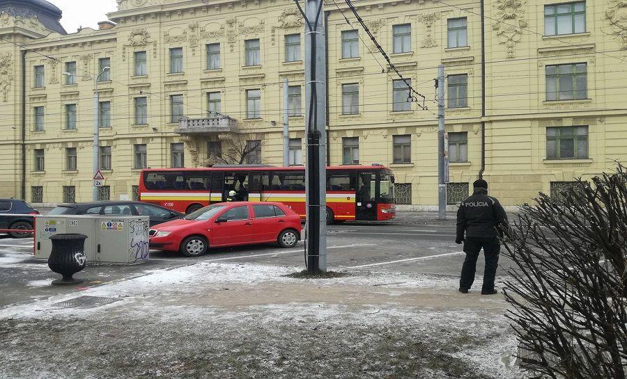 Požiar Daňového úradu v Košiciach, foto 3