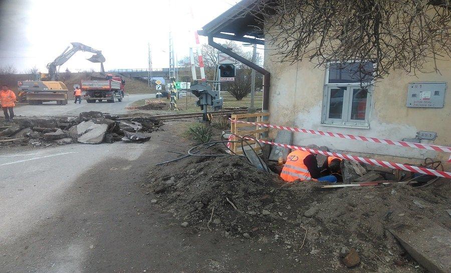 Výukové práce v obci Valaliky, foto 5