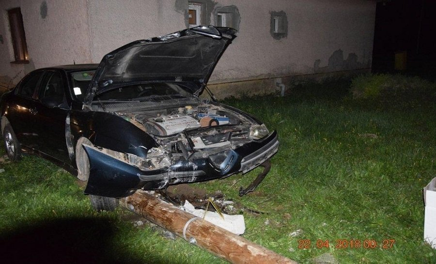 30 vodičov pod vplyvom alkoholu na cestách Košického kraja, foto 2