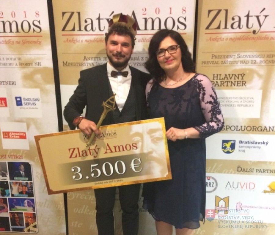Zlatý Amos 2018, foto 3