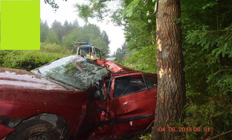 Dve tragické dopravné nehody na cestách Košického kraja, foto 1