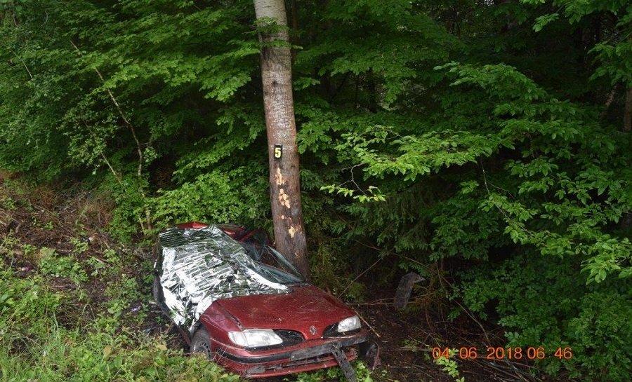 Dve tragické dopravné nehody na cestách Košického kraja, foto 4