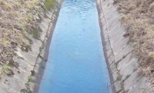 Do rieky Slaná v Rožňave vytekala modrá tekutina