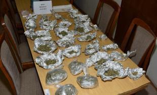 Policajti chytili drogového dílera z Michaloviec