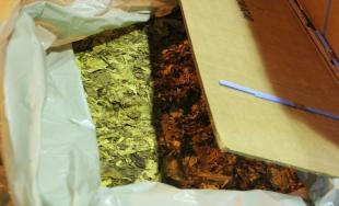 V Sobranciach našli takmer deväť ton tabaku