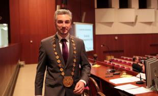 Nový župan KSK Rastislav Trnka sa ujal funkcie