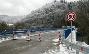 Rekonštrukcia mosta Ružín