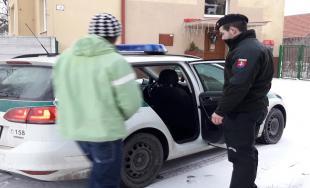 Policajti prichytili zlodeja