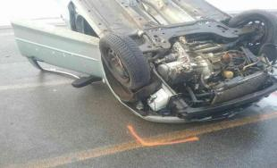 Dopravná nehoda Bidovce