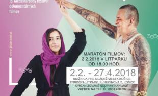 Filmového maratónu v Knižnici pre mládež Košice