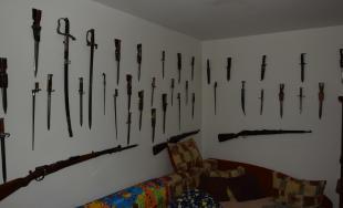 Polícia našla u Michalovčana nelegálne zbrane