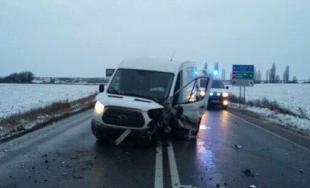 Vážna dopravná nehoda pri obci Seňa