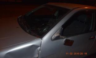 Dopravná nehoda na Slaneckej ulici v Košiciach