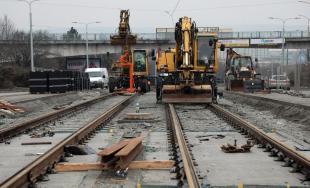 Práce na stavbe MET pokračujú podľa harmonogramu