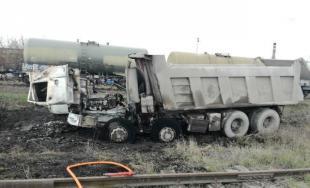 Dopravná nehoda na železničnom priecestí v Košiciach