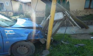 Dopravná nehoda 8. júna 2018 v obci Mokrance