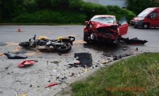 Dve smrteľné dopravné nehody v Košickom kraji